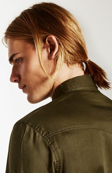 jenis model rambut pria