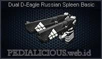 Dual D-Eagle Russian Spleen Basic