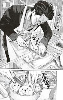 Reseña de Gokushufudo, Yakuza Amo de Casa vol.1, de Kousuke Oono - Ivréa.