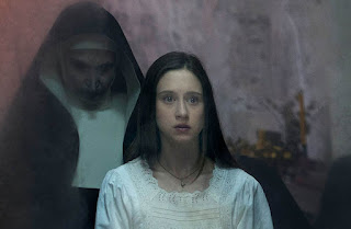 the nun film horor gothic kurang asyik