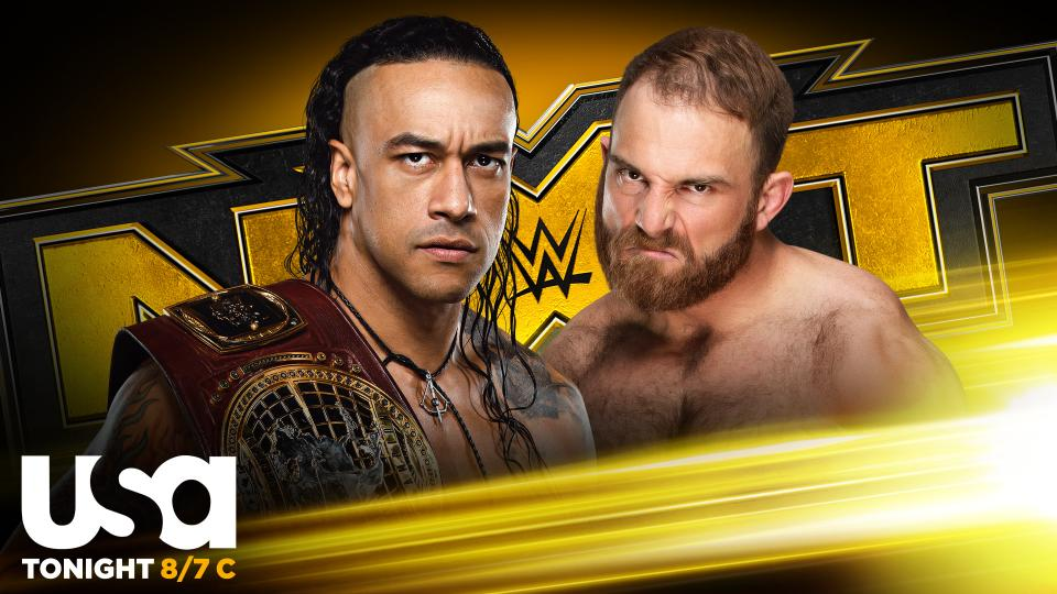 NXT Results - September 20, 2020
