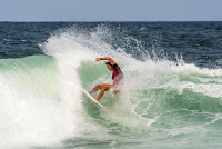 10 Tyler Wright Grandstand Sports Clinic Womens Pro foto WSL Tom Bennett