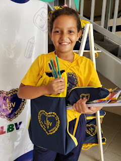 Campanha da LBV em prol da educação, apoia alunos em vulnerabilidade social na PB