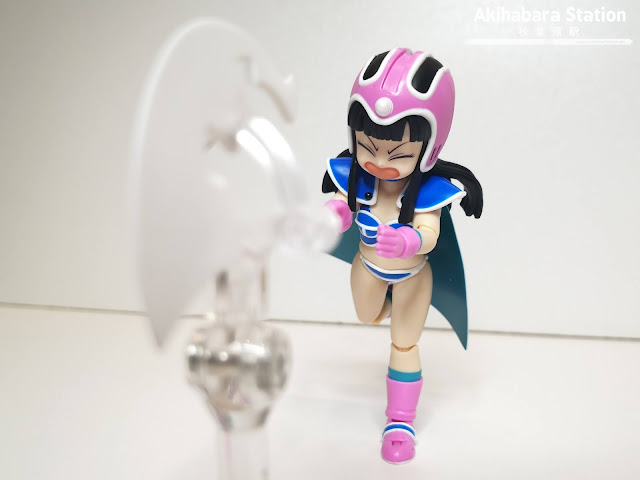 "Review del S.H.Figuarts Chi-Chi niña de ""Dragon Ball"" - Tamashii Nations"
