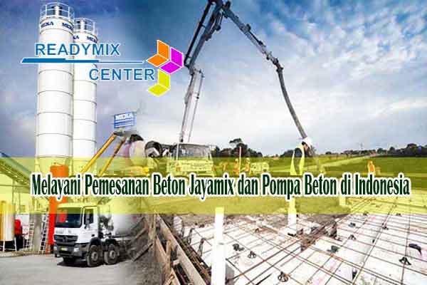 harga beton jayamix ciledug 2020