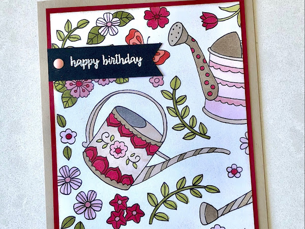 Crazy Crafters Blog Hop with Janet Wakeland