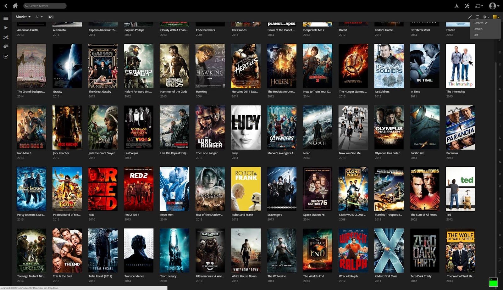Stream DVD movies to Plex Media Server for storing and