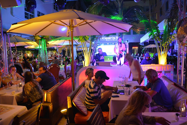 South Beach by Night life msic