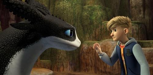 DreamWorks anuncia nova série da franquia Como Treinar o Seu Dragão