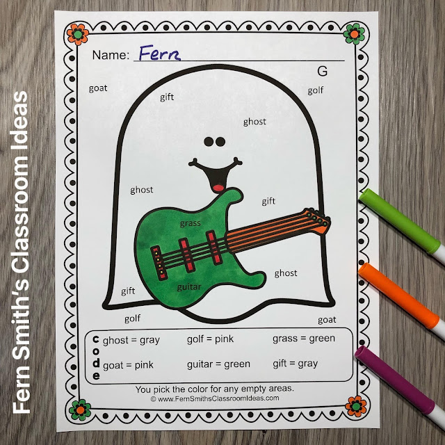 Click Here to Download This Alphabet Book From A to Z Color By Code Resource for Your Classroom Today!