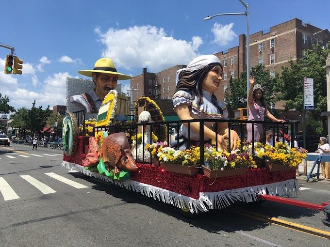 Desfile de las Flores New York 2019
