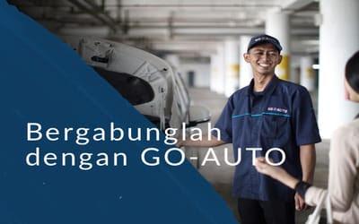 Cara Daftar Go Auto 2021 Layanan GoLife Gojek
