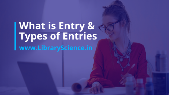 What is an entries