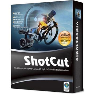 ShotCut 17.02.05 poster box cover