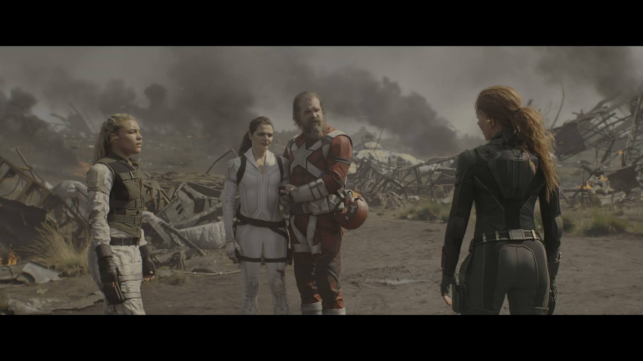 Black Widow (2021) 4K WEB-DL HDR Latino