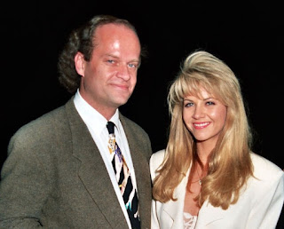 Picture of Leigh-Anne Csuhany with her ex-husband Kelsey Grammer