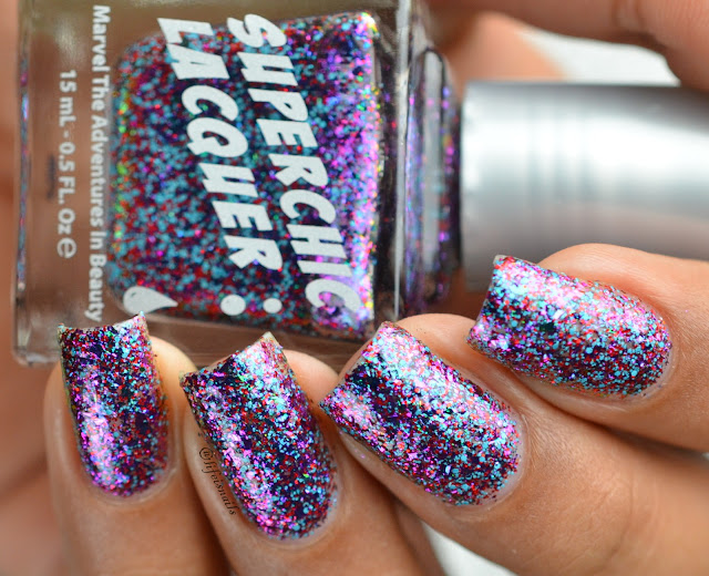 Superchic lacquer Quickening