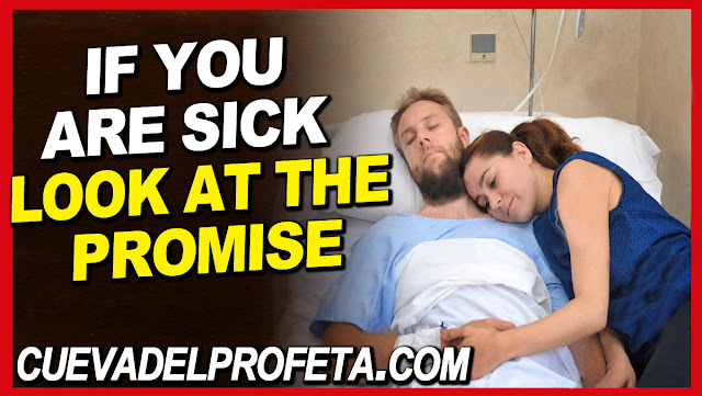 Do not look how bad you are sick LOOK AT THE PROMISE - William Marrion Branham Quotes