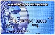 American Express Blue Credit Card