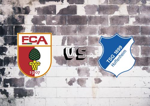 Augsburg vs Hoffenheim  Resumen