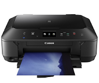 Canon PIXMA MG6610 Inkjet Photo Printer Driver Download