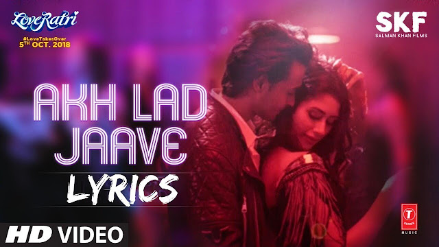 Akh Lad Jaave With Lyrics happy new year party song
