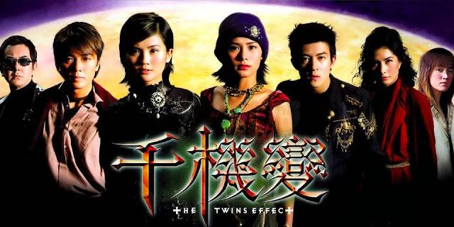 Thiên Cơ Biến - The Twins Effect (2003)