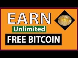 Earn unlimited bitcoin for free legit and secure latest  Earn money by bitcoin