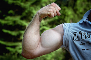 The fastest way to increase and strengthen the arm muscles