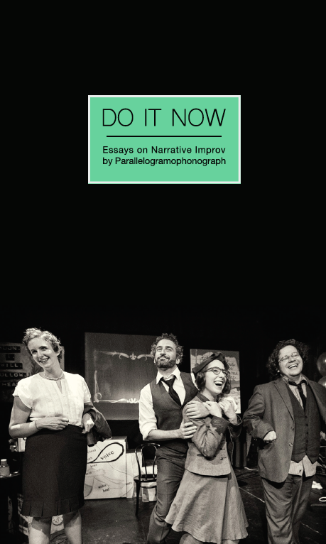 """Do it Now"" book cover"