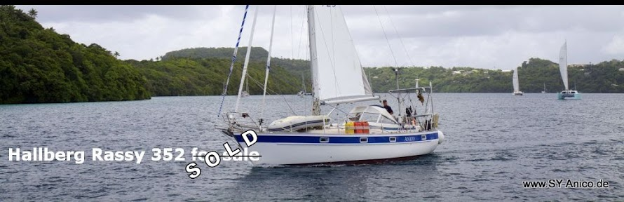 Hallberg Rassy 352  for Sale