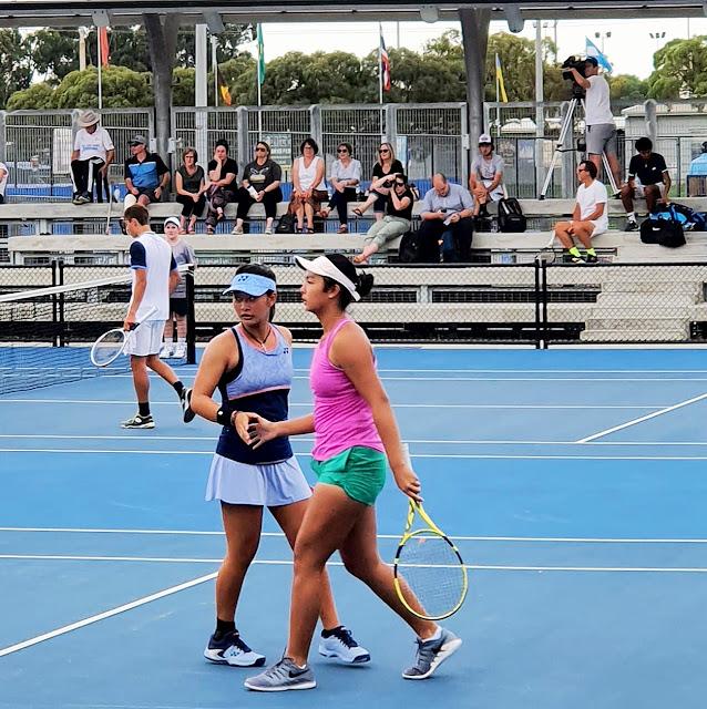 Australian Open: Priska/Eala Melaju ke Putaran 2