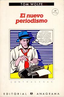 El nuevo periodismo / Tom Wolfe