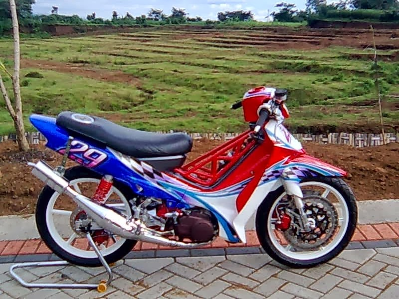 modifikasi motor f1zr 97 terkeren
