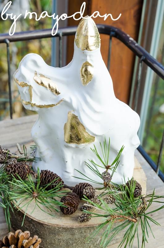 Weihnachtsdeko f r die terrasse mayodans home garden crafts - Weihnachtsdeko furs buro ...
