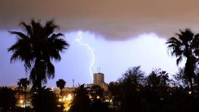 Maroc- Averses orageuses fortes prévues vendredi et samedi dans ces régions