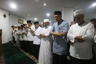 Walikota Cirebon, Mari Kita Tingkatkan Ketaqwaan Dan Keimanan Selama Bulan Rhamadhan