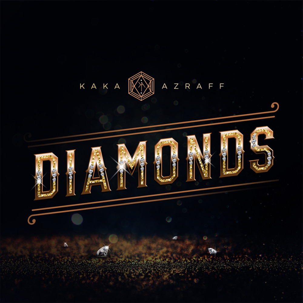 Lirik Lagu Kaka Azraff - Diamonds