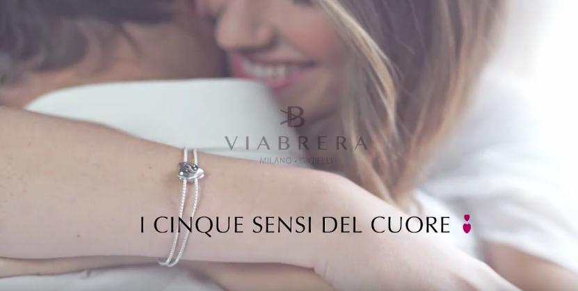 Canzone Viabrera pubblicità i cinque sensi del cuore - Musica spot Dicembre 2016