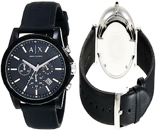 armani exchange best discounted watches