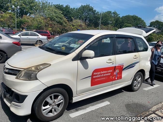 AirAsia Ride langkawi