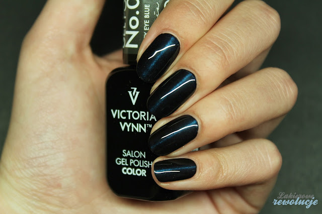 Victoria Vynn Gel Polish - 098 Kitty Eye Plum