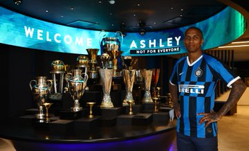 BREAKING! Inter Milan Sign Ashley Young From Manchester United (Photos)