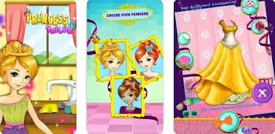 Game Menjahit - Princess Tailor Boutique