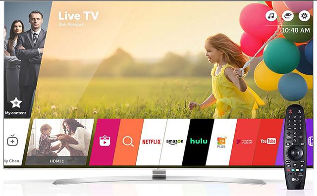 Réparation de la barre de Rétro éclairage led de tv LG à domicile
