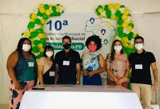 10ª Conferência de Assistência Social conclui trabalhos com propostas e desafios para os próximos anos
