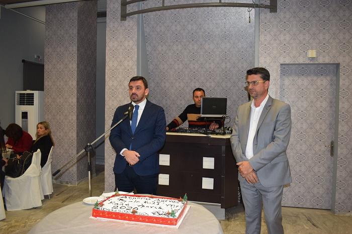Κυλλήνη: Την Πρωτοχρονιάτικη πίτα του έκοψε το Δημοτικό Λιμενικό Ταμείο Κυλλήνης- Οι στόχοι της νέας διοίκησης υπό τον Γιάννη Λέντζα (Photos)