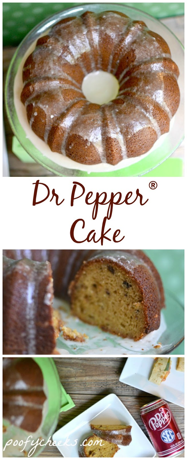 Dr Pepper Bundt Cake makes the perfect dessert for any occasion.