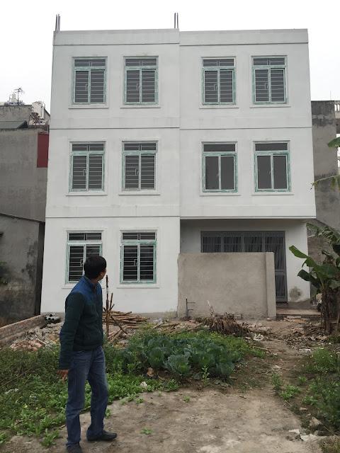 Bán nhà đất giá rẻ Đức Thắng Từ Liêm 35m2 giá 1.5 tỷ sổ đỏ riêng