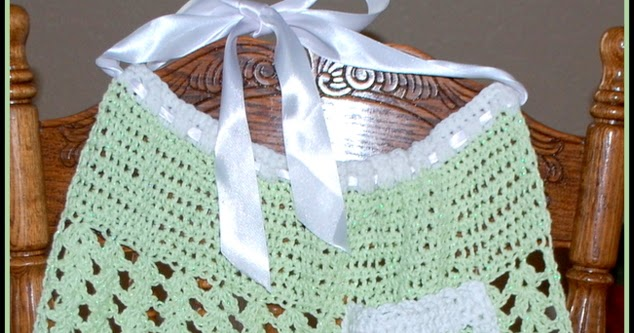 Crochet Egg Apron : ... Designs Dog Clothes: Easy Meatloaf and A Free Crochet Apron Pattern